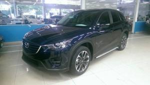 Bán xe Mazda CX-5 2017. màu xanh đen mạnh mẽ. Chỉ cần 200tr có ngay xe.