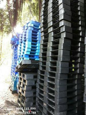 Giá pallet nhựa cũ Hà Nội 140K - Hotline: 0906 193 788 (24/24)