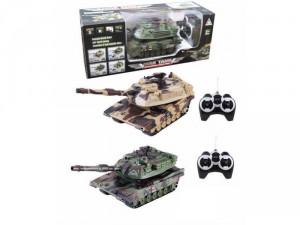 Xe tăng War tank điều khiển 3 cần có bắn đạn