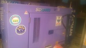 Lô máy phát điện 35Kva ,45Kva nhật bản nội địa giá thanh lý