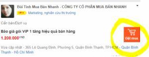 Liên hệ  Bùi Tình Mua Bán Nhanh Hotline  0902 889 365  Email : cskh40@muabannhanh.com.vn