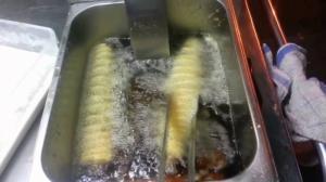 Đại lý phân phối bếp chiên nhúng điện 1 ngăn