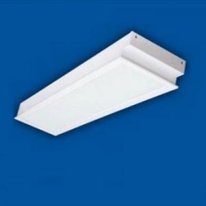 Máng đèn LED âm trần 600x600 mm chụp mica AT318MK