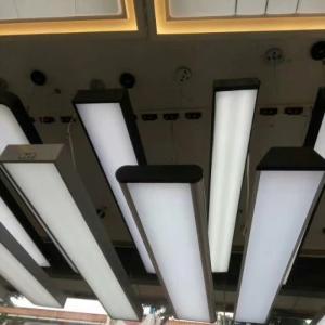 Máng đèn hộp thả trần 150x1200 chụp mica chống lóa Vĩnh Thái
