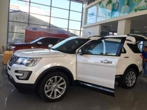 Ford Explorer 2.3L Limited 2017 Nhập Khẩu USA