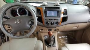 Bán Toyota Fortuner G 2.5MT máy dầu số sàn sản xuất 2009 biển Sài Gòn