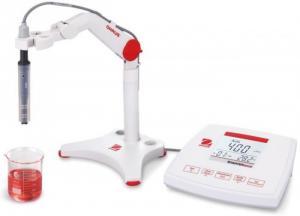 Máy đo độ dẫn để bàn ST3100C-F, Máy đo độ mặn ST3100C-F Ohaus, máy đo độ dẫn Ohaus
