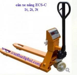Cân xe nâng ECS-C 1 tấn, 2 tấn, 3 tấn