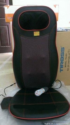 Ghế massage made in Japan Eneck F02, ghế massage toàn thân bảo hành 3 năm