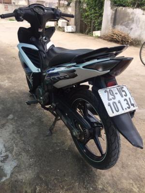 Yamaha Exciter côn tu dộng 2012 màu trắng đen