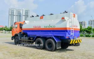 Xe BồN Xăng Dầu 53229 (6X4), 18M3