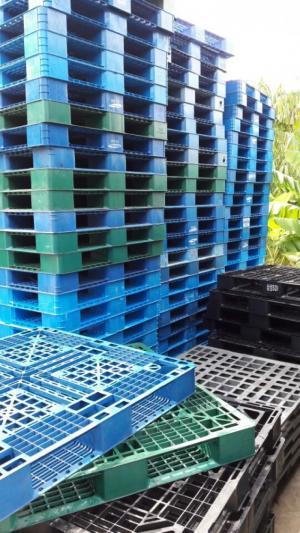 Pallet nhựa Bắc Ninh, bán pallet nhựa cũ Bắc Ninh
