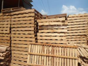 Bán pallet gỗ cũ Bắc Ninh