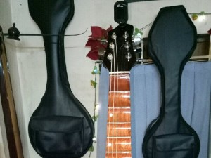 Guitar phím lõm thùng chuẩn