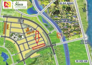 Chính chủ cần bán lô đất Nam Đà Nẳng 438 triệu.