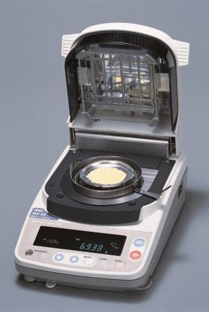 Cân sấy ẩm MX50, Cân đo độ ẩm MX50, Cân sấy ẩm AND Nhật Bản