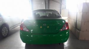nissan thanh lý xe sunny xl màu xanh, xe mới 100%, giá hấp dẫn
