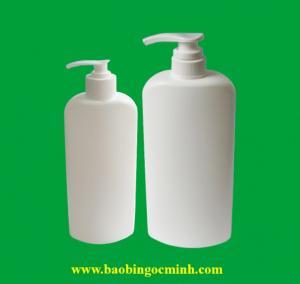 Chai nhựa đựng sữa tắm 800 ml, chai nhựa 400 ml