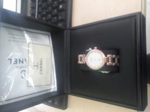 Đồng hồ chanel