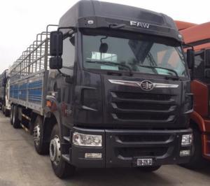 Xe tải faw 4 chân máy 310 hp thùng  dài 9m6