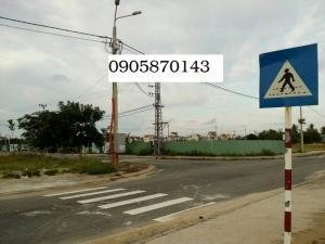 Duy nhất 1 lô góc 2 mặt tiền đường lớn 19m5 nối biển An Bàng
