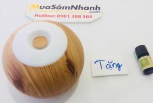 Máy khuếch tán tinh dầu EB-1520, Dung Tích 200ml + Tặng Kèm Tinh Dầu  - MSN181295