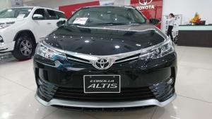 Toyota Altis 1.8E Số Tự Động 2017, giá tốt nhất TPHCM. trả trước 10%