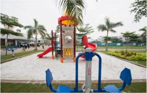 Cần bán lại cát trắng trong hku vui chơi trẻ em đã qua sử dụng