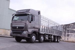 Xe tải thùng 5 chân Dongfeng tải trọng 22,5 tấn 2016, 2017