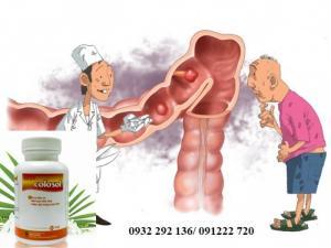 Những lý do người bị đại tràng nên sử dụng Colosol