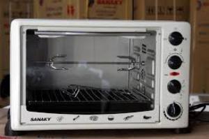 Sửa chữa thay thế linh kiện chính hãng của các loại lò nướng như: Sanaky, Sanyo, Electrolux, Sunhome,…