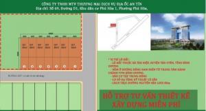 Cực hot đất ngay khu công nghiệp Kim Huy TP mới 510tr/nền sổ riêng, TC: 60m2
