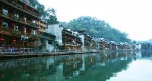 Hồ Nam - Phượng Hoàng Cổ Trấn - Trương Gia Giới