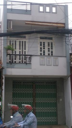 Cần Cho Thuê Nhà MT Vườn Lài . P Phú Thọ Hòa . Tân Phú . 4x20m