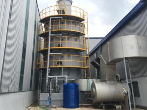 Tháp xử lý khí composite