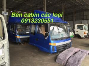 Bán đầu vỏ sọ cabin auman, chenglong, balong, hino, isuzu, thaco foton, jac, thaco auman