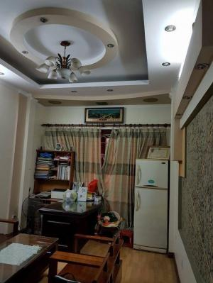 Bán gấp nhà phố Nguyễn Đức Cảnh, Hoàng Mai 37m, 4,5 tầng, ô tô đỗ cửa