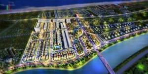 Mở bán Khu Đô Thị Đại Dương Xanh Ven Sông. Cách Biển 500m