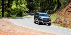 Hiện tại, chi tiết về mô hình facelifted là khan hiếm. Được đánh giá bằng những bức ảnh gián điệp, Everest mới sẽ có một mặt trước được sửa đổi lại và kết hợp một lưới tản nhiệt mạ crôm đậm nét lấy cảm hứng từ những chiếc xe tải của Ford F-Series và có thể có được các mâm hợp kim mới, đồ họa đuôi sáng và một bộ các tùy chọn màu mới. Các phiên bản của Úc và Thái Lan (được bán dưới dạng Ford Everest) sẽ có một hệ thống điều khiển hành trình thích ứng ACC (ACC) với hệ thống phanh khẩn cấp tự động, cho biết các con la được thử nghiệm với một mô-đun radar / LIDAR mới ở trước và các camera âm thanh stereo phía trước của IRVM.