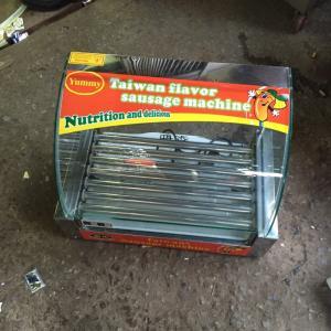 Máy nướng xúc xích-hàng có sẵn tại kho
