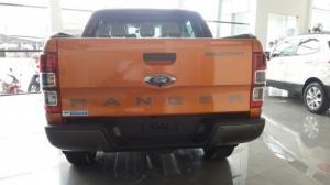 Bán Ford Ranger Wildtrak (xe mới, đời 2017) .Khuyến mãi 45 Triệu + Lót thùng, dán phim
