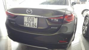 Bán Mazda 6 2.0AT sản xuất 2016 màu nâu số tự động full options
