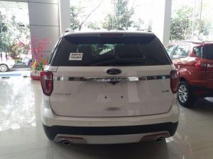 Bán xe Ford Explorer (xe nhập Mỹ, xe mới) .Xe đủ màu, Giao xe ngay