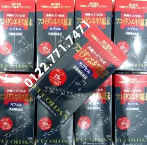 Fucoidan Okinawa 150 viên Nội Địa Nhật