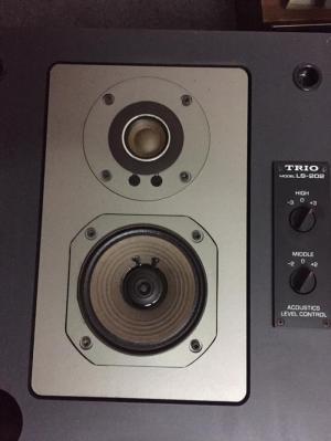 Bán Loa TRIO LS- 202 Đẹp