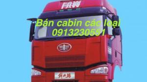 Bán đầu vỏ sọ cabin faw j,  faw, sino truck howo 371, a7, howo, vinaxuki, chiến thắng