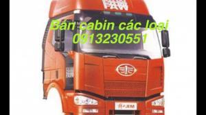 Bán đầu vỏ sọ cabin faw j6,  howo 371, thaco ollin, trường giang, faw j,  faw, sino truck howo 371