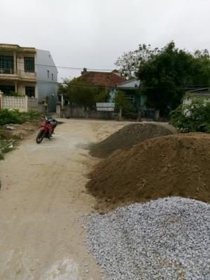 Cần bán đất phố tri thức đường Phan Châu Trinh - Huế
