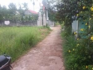 Mở bán 2 lô đất giá mềm tại Lê Ngô Cát
