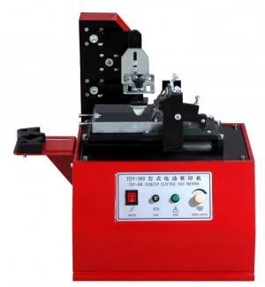 Máy in date mâm TDY-380, máy in ngày tháng, máy in hạn sử dụng